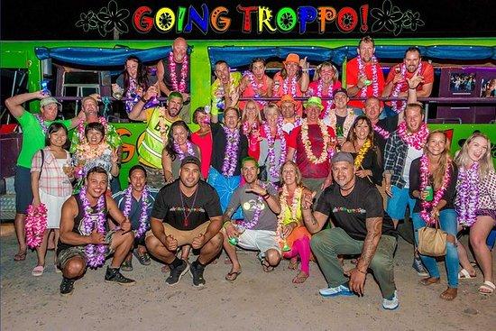 4-Hour Rarotonga Going Troppo ...