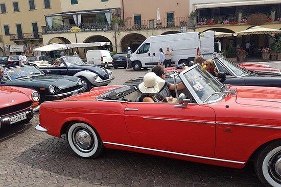Self Drive Tour av Volterra i Classic...