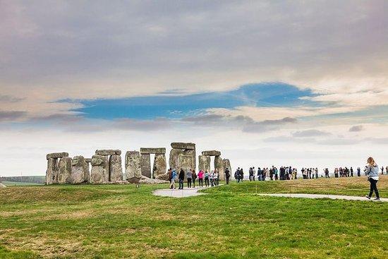 Billet familial pour Stonehenge