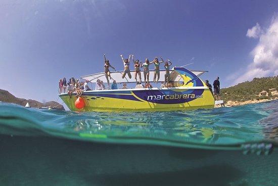 Boat trip to Cabrera