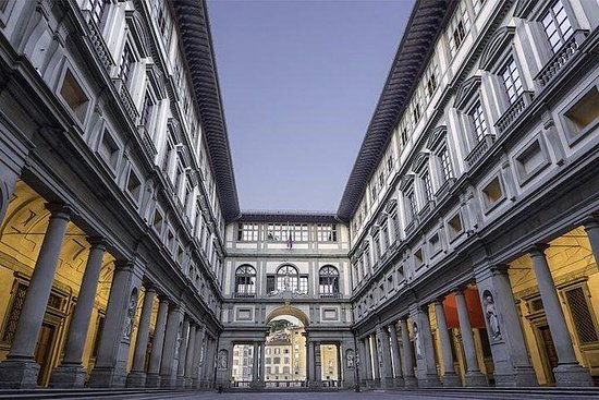 Uffizi Gallery Private Tour with 5...