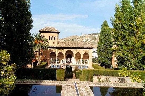 Alhambra Privat- oder Gruppenwanderung