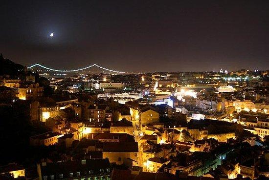 Il fado di Lisbona mostra un piccolo
