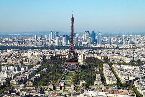 Ticket van de Eiffeltoren ...