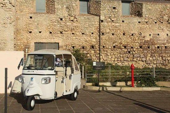Tuk-Tuk-Rundfahrt in Cagliari - 4...