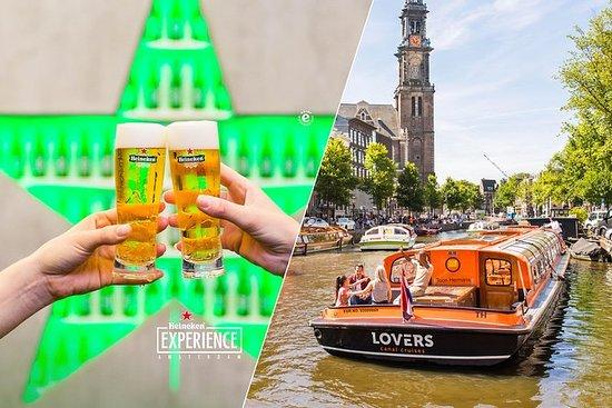 Amsterdã supereconômica: Heineken...