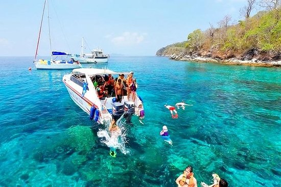 Coral & Raya Island Tour by speed boat