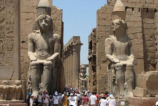 Luxor Day Tour from Hurghada, El...