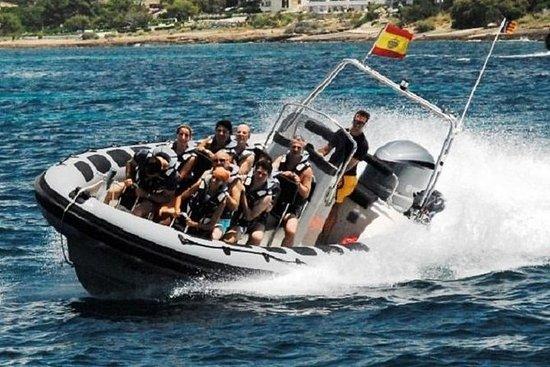 Speed Boat Tours in Playa de Palma