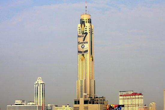 Bangkok Baiyoke Sky hotel Observation...