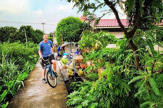 Full-Day Koh Kret Cycling Tour