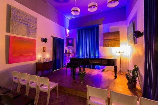 Concerto de Chopin em Varsóvia no...