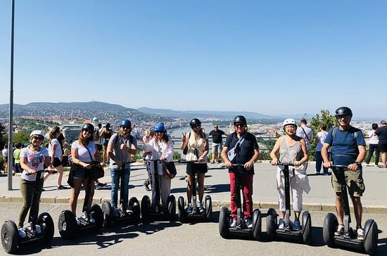 Budapest Highlights 2,5-timers Segway...