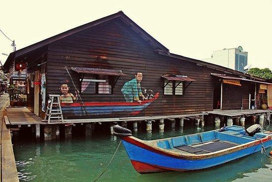 Penang City Tour With Fort Cornwallis...