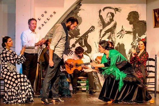 Flamenco Show Admission Ticket at Los...