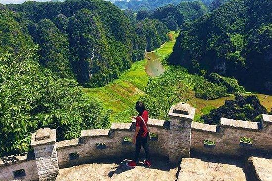 Hoa Lu Trang Un giro in piccoli