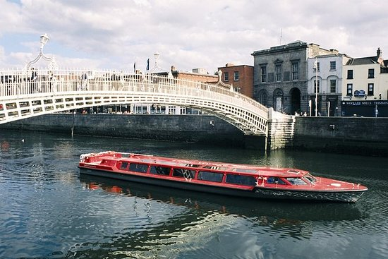 Crucero turístico por el río Liffey