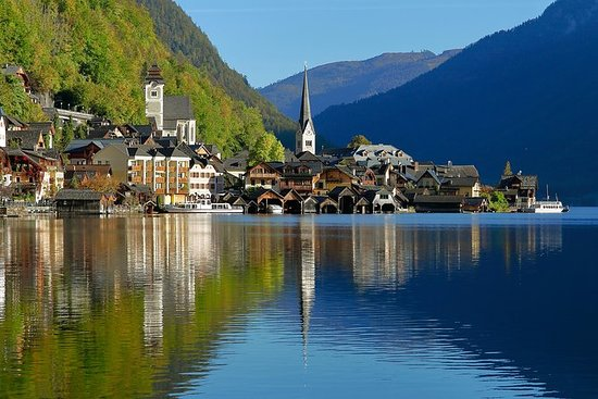 Hallstatt e 'The Where Eagle's Dare