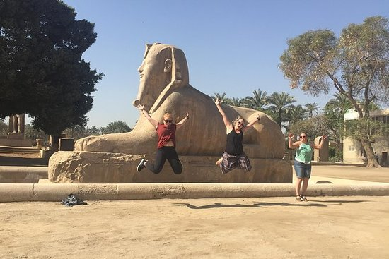 Half Day Tour to Dahshur and Memphis...