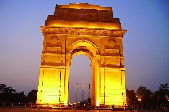 Private Old and New Delhi 1-dagers tur...