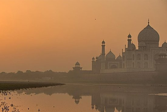Agra Same Day tour desde Delhi en un...