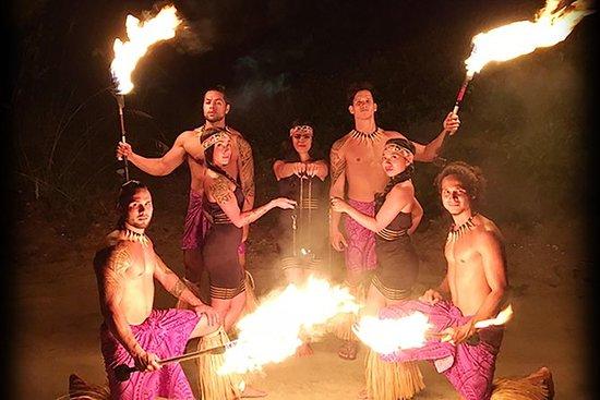 Polynesian Fire Luau and Dinner Show...