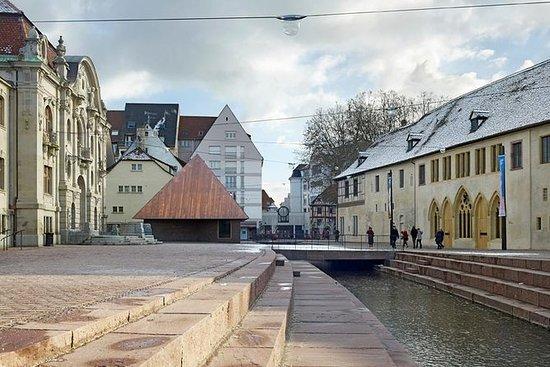 Musee Unterlinden Colmar入場券
