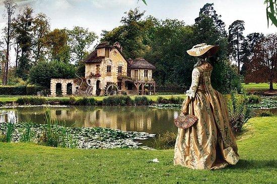 Versalles: dominio de María...