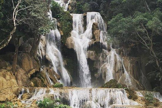 Cascata di Kuangsi e Pha Tad Ke