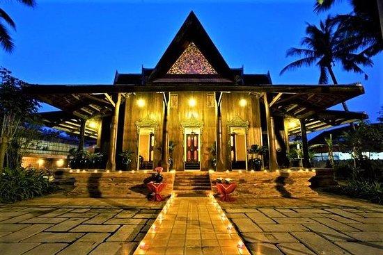 Angkor Village Apsara Theatre Show...