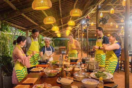 Thuan Tinh Island - Cooking Tour