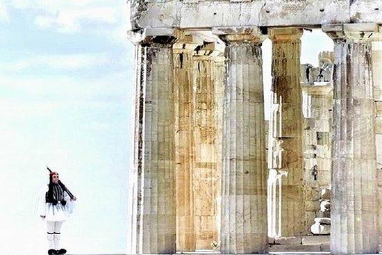 Excursão pela costa do Pireu...