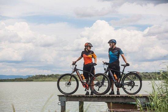 Excursão de bicicleta elétrica