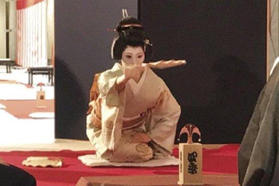 Tokyo Asakusa Geisha Show including...