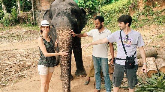 My Sri Lanka Tours with Sam