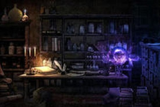 Sorcerer's Secret Escape Room...