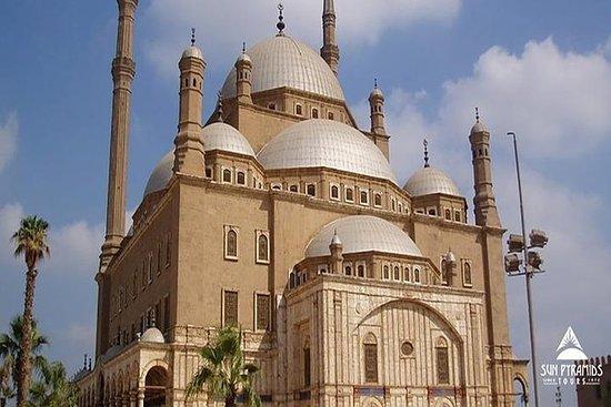 参观博物馆,城堡,科普特开罗,四轮摩托车和声光表演