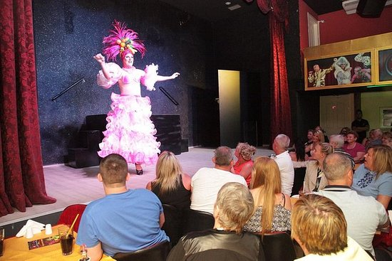Talk of the Town Dinner Show From...