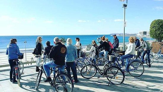 Tour à vélo d'Alicante - été (minimum...