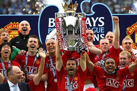 Manchester: Fotballopplevelse med en...