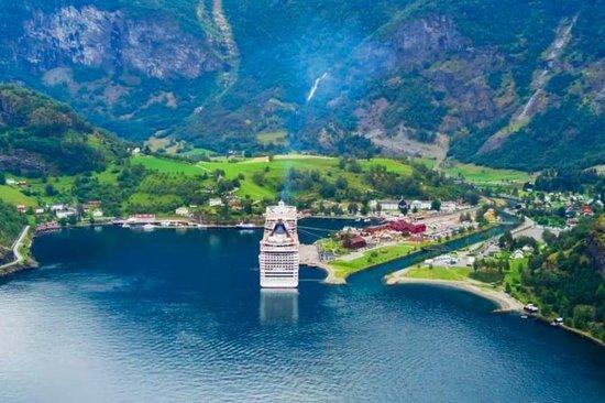 Croisière de Bergen à Flam - Le roi...