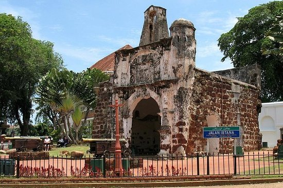 Guidet Full-Day Heritage Malacca Tour...