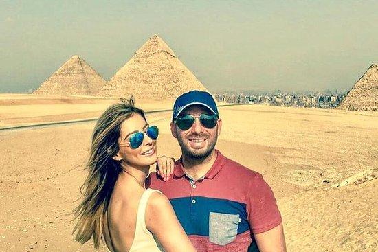 Giza Pyramids & Cairo museum Day Tour...