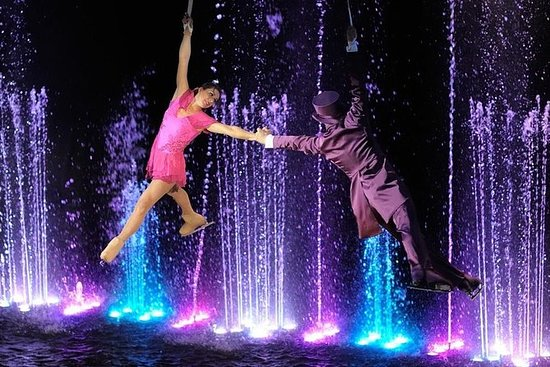 The Circus of Dancing Fountains...