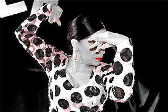 Billet d'entrée au Tablao Flamenco...