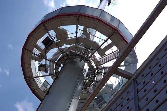 Bilhete para a entrada do Sari Tower...