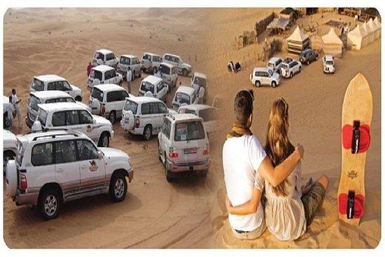Dubai après-midi Desert Safari...