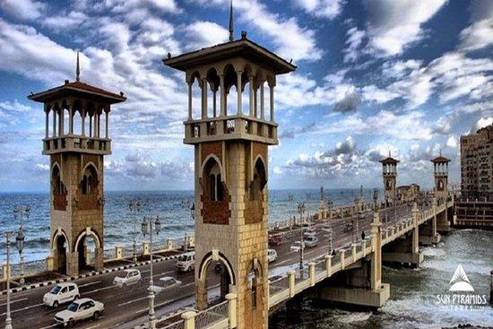 Tour a Alejandría desde El Cairo en...