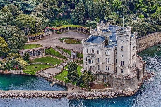 Miramare城堡入口門票