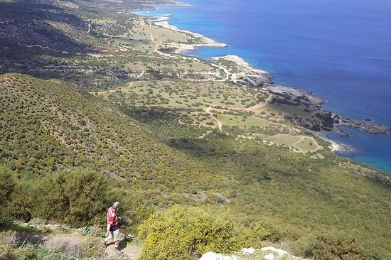 Akamas Panorama (short) Walk (private...